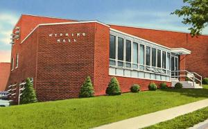 PA - Indiana. Indiana State College, Wyoming Hall
