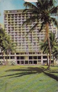 Hawaii Waikiki Outrigger Hotels 1973