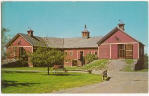 The Horseshoe Barn, Shelburne Museum, Vermont, unused Postcard
