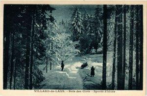 CPA VILLARD-de-LANS - Bois des Clois - Sports d'hives (652291)