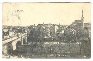 Plzen , Czech Republic ,PU-1906