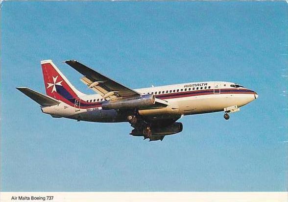 Airmalta Air Malta Boeing 737