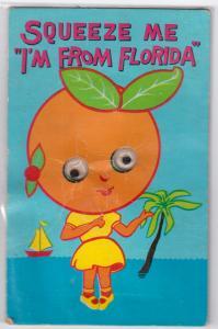 Squeaker, Orange FL