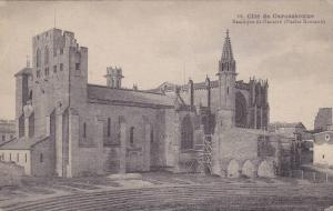 Cite de Carcassonne, Basilique St. Nazaire, Aude, France, 00-10s