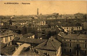 CPA Alessandria Panorama . ITALY (542569)