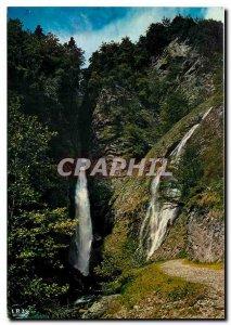 Modern Postcard Luchon Haute Garonne The Queen of the Pyrenees Around the wat...