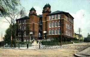 Mary Hemenway School Dorchester MA Unused