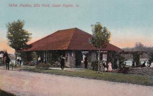 Iowa Cedar Rapids Pavilion Ellis Park