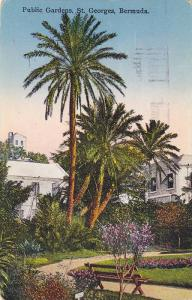 Public Gardens, St. Georges, Bermuda, PU