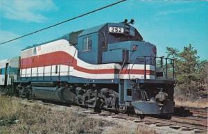 Long Island Railroad GP 38-2 Locomotive No 1776 At Ronkonkoma New York 16 Jan...