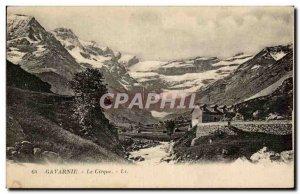 Old Postcard Gavarnie Cirque