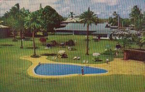 Hawaii Kauai Inn Lihue With Pool 1954
