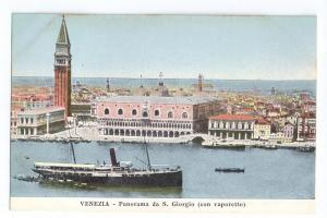 Venezia Panorama da S. Giorgio Venice Italy UDB