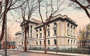 Court House Lowell, Massachusetts Postcard