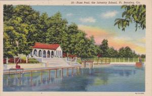 Georgia Fort Benning Russ Pool The Infantry School