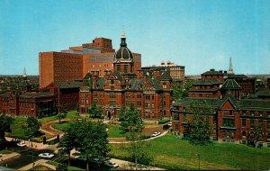 Maryland Baltimore Johns Hopkins Hospital