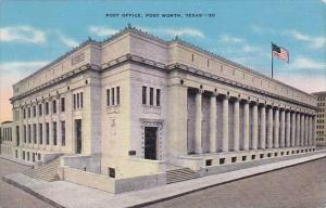 Texas Fort Worth Post Office