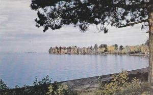 A view of the north shore of Golden Lake, Golden Lake,  Ontario,  Canada,  40...