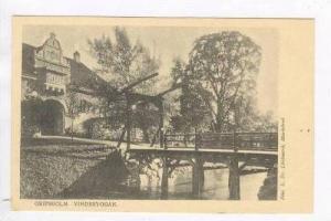 GRIPSHOLM. VINDBRYGGAN, Sweden, Pre-1905