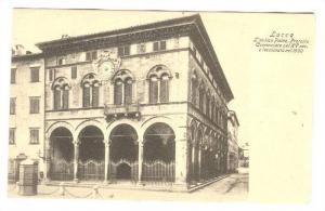 Lucca , Italy, 00-10s ; L'antico Palaz. Pretorio