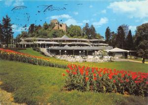 GG2082 heilbad badenweiler im kurpark    germany