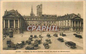 Postcard Old City of Dijon L'Hote (former Palace of the Dukes of Burgundy) Au...