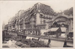 RP; MONTREAUX, Vaud, Switzerland; Palace, 10-20s