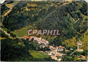 Postcard Modern Ste Croix aux Mines (Haut Rhin) View Aerienne Petit Rombach