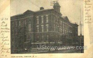 High School in Camden, New Jersey