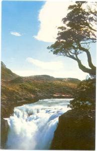 Salto Grande Del Payne, Ultima Esperanza, Magallanes, Chile,