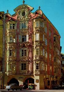 Austria Innsbruck Helblinghaus