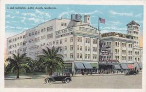 Exterior, Hotel Schuyler, Long Beach, California, 00-10s