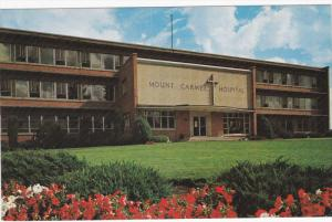 Mount Carmel Hospital, COLVILLE, Washington, 1940-1960s