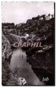 Postcard Modern Anzeme Devil's Bridge