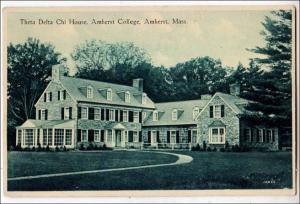 Theta Delta Chi House, Amherst College, Amherst MA