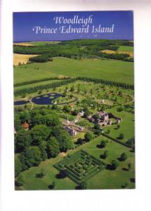 Aerial, Maze, Castle, Woodleigh, Burlington, Prince Edward Island, Allied Sal...