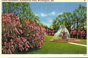 Delaware Wilmington Brandywine Park Smith Monument