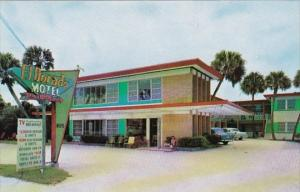 El Dorrado Motel Daytona Beach Florida