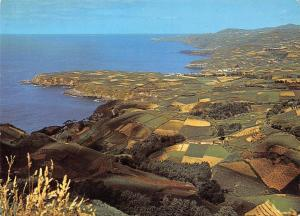 Portugal S. Miguel Acores A view of the Northern Coast