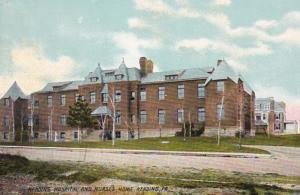 Pennsylvania Reading Hospital and Nurses Home