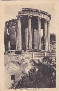 Italy Tivoli Tempio della Sibilla