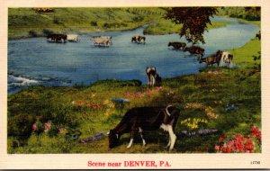 Pennsylvania Greetinsgs From Denver