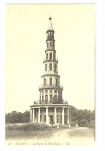 La Pagode De Chanteloup, Amboise (Indre-et-Loire), France, 1900-1910s