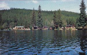 Canada Osprey Lake Resort Princeton British Columbia