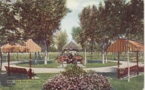 CHEYENNE, Wyoming, 1900-1910s; City Park
