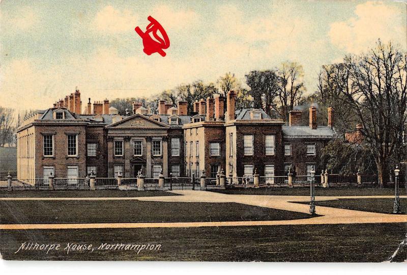 uk18352 althorp house northampton uk