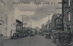 GLEN COVE , New York , 00-10s; Glen Street, Store Fronts
