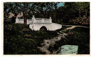 Wisconsin  Eau Claire ,  Putnam Park , Bridge