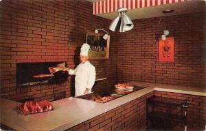 Duluth Minnesota~New Yorker Patio Restaurant~Chef at Broiler~McAllister's~1950s