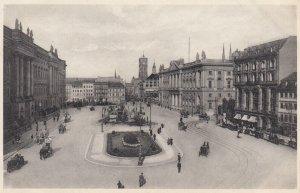 BERLIN , Germany , 1900-1910s ; Schlossplatz & Begasbrunnen